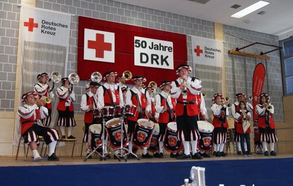 Auftritt beim DRK Nusplingen