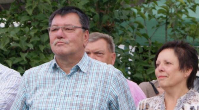 60. Geburtstag von unserem Mitglied Josef Braun